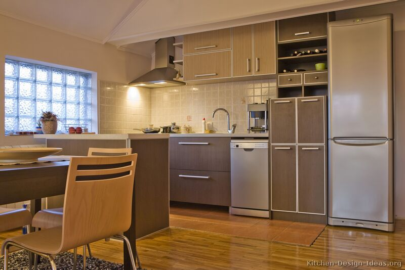 Kitchen Ideas Two Tone Cabinets pictures of kitchens - modern - two-tone kitchen cabinets (page 5)