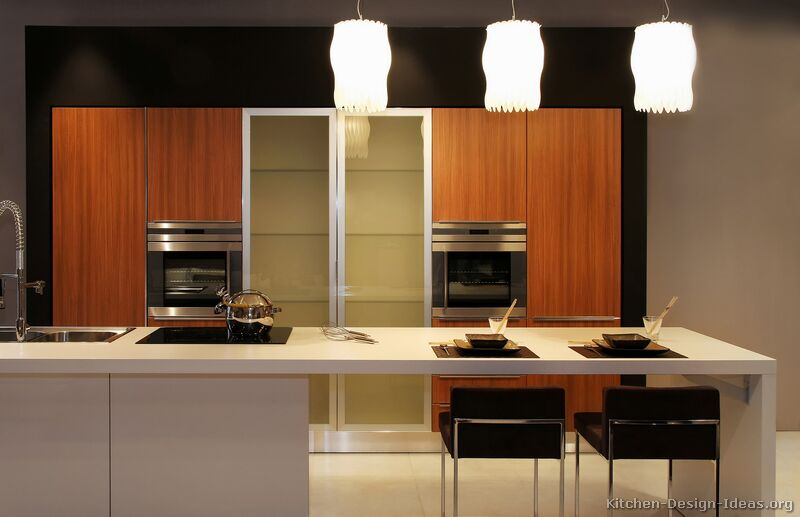 Beau Asian Kitchen Design