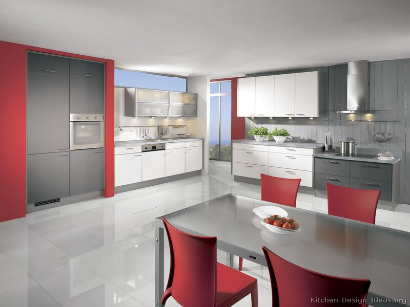 Pictures of Kitchens  Modern  Two Tone Kitchen Cabinets (Page 6)