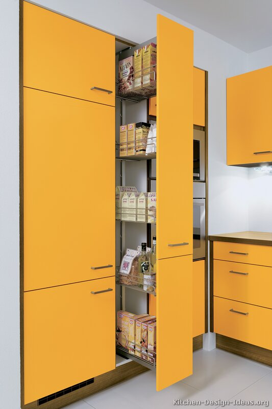 Pull Out Kitchen Pantry Cabinets