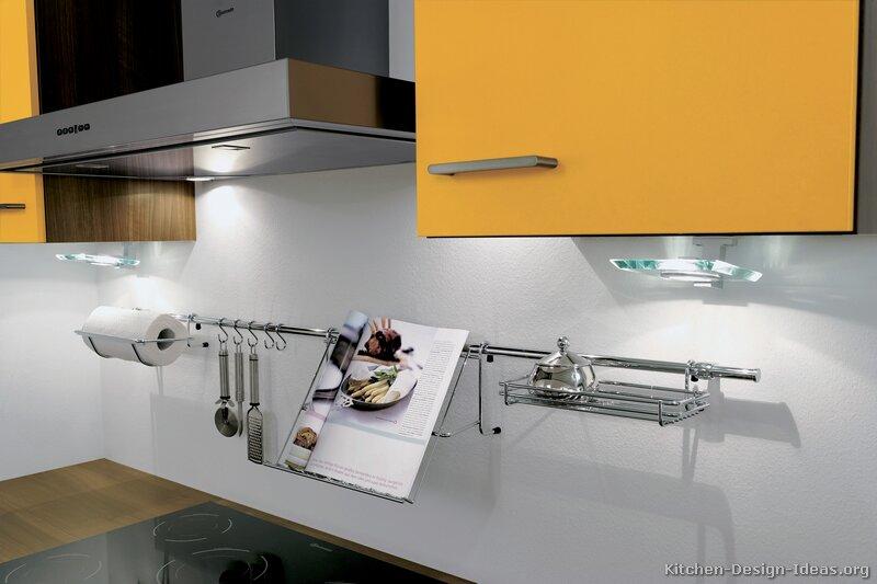 Kitchen backsplash ideas materials designs and pictures - Accesoires de cuisine ...