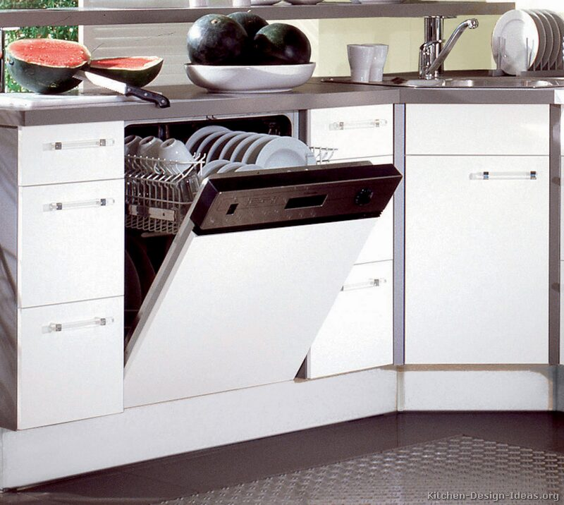 Perfect Dishwasher Kitchen Cabinet Rooms