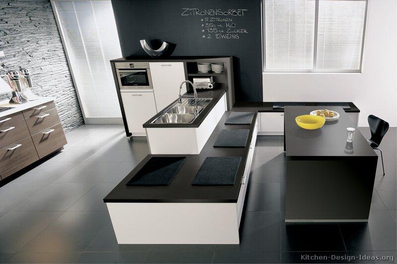 European Kitchen Cabinets Pictures And Design Ideas - European Kitchen Designs