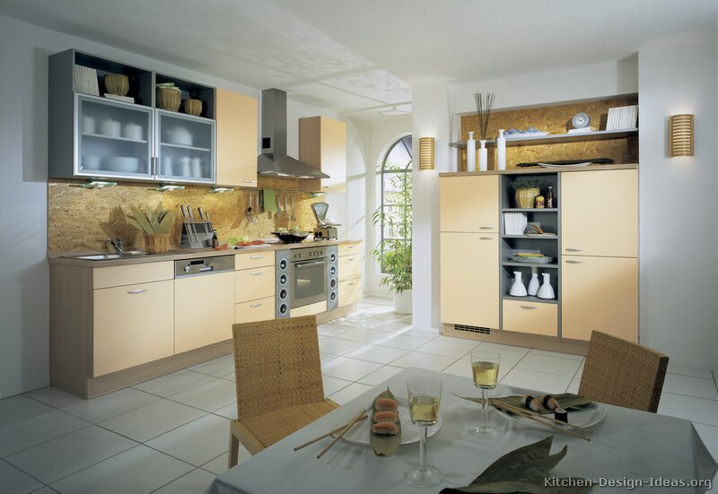 www kitchen design ideas org pictures of kitchens modern beige