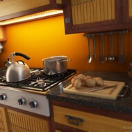 Asian Kitchen Design