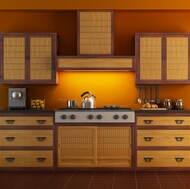 Kitchen Cabinet Materials