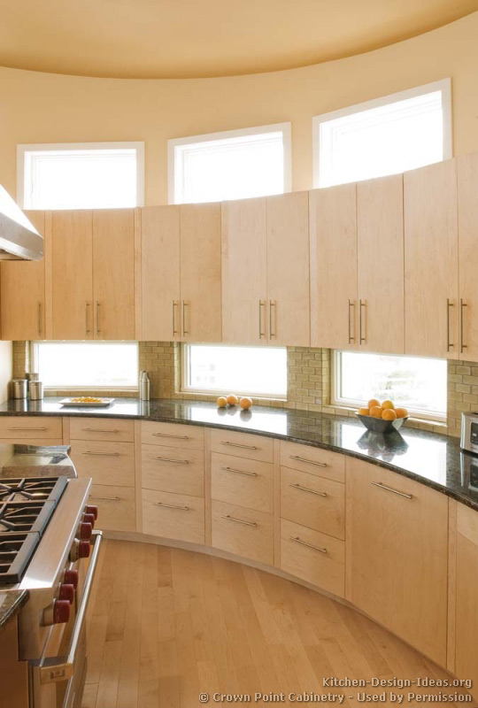 Pictures Of Kitchens Modern Two Tone Kitchen Cabinets Kitchen 238