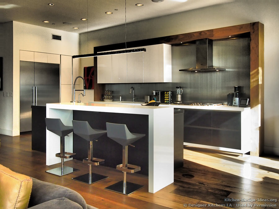 Designer Kitchens LA - Pictures of Kitchen Remodels