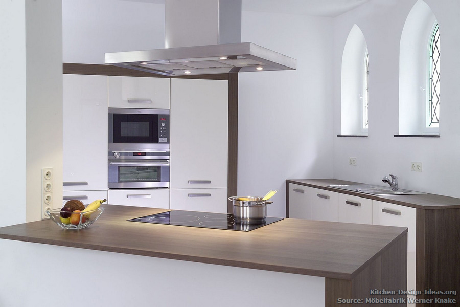 kitchen design history. The triangular layout of this minimalist kitchen creates a highly  functional work area in small Minimalist Kitchen Makes History Modern Style Classic Setting