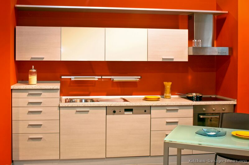 red orange kitchen ideas – quicua