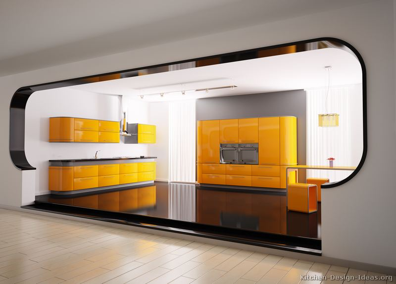 pictures of modern yellow kitchens gallery design ideas