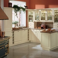 Kitchen Color Schemes - Colors for kitchen cabinets and walls