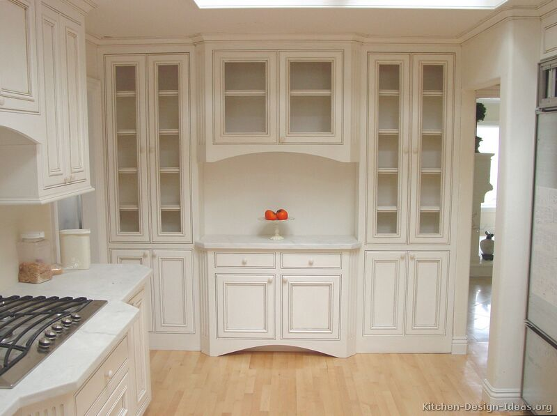 How To Make Antique White Kitchen Cabinets