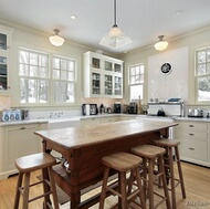 Kitchen Cabinet Styles - Vintage Kitchens