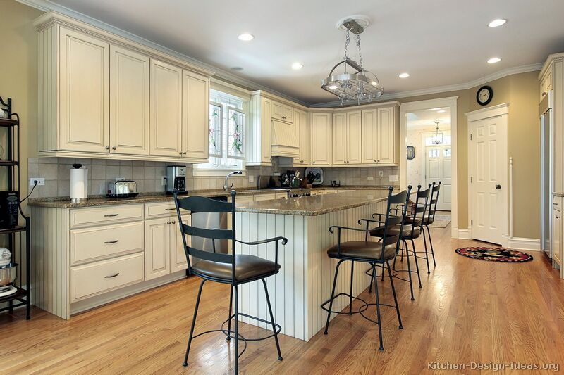 Country kitchen design pictures and decorating ideas smiuchin - Kitchen design ideas white cabinets ...