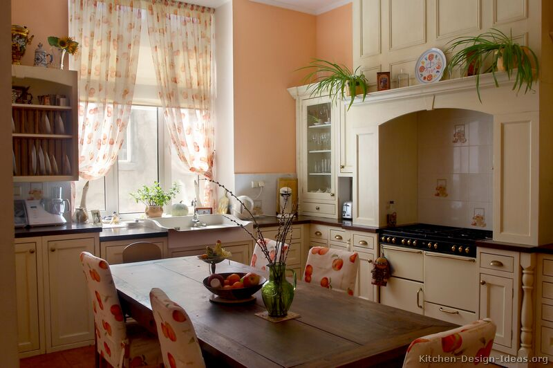 Kitchen Design Ideas Gallery extraordinary Cottage Kitchen Design