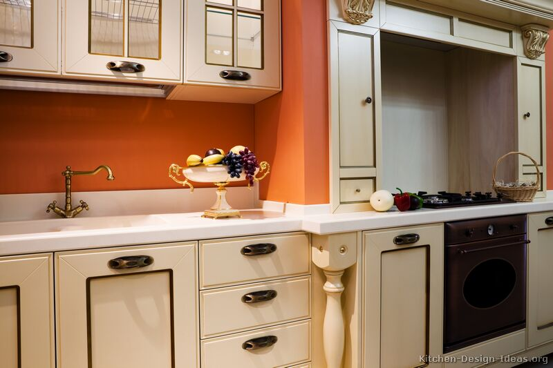 Burnt Orange Kitchen Cabinets delighful burnt orange kitchen white cabinets our favorite