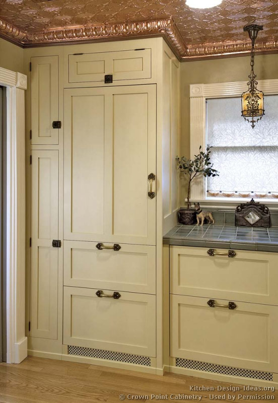 01, Victorian Kitchen Cabinets
