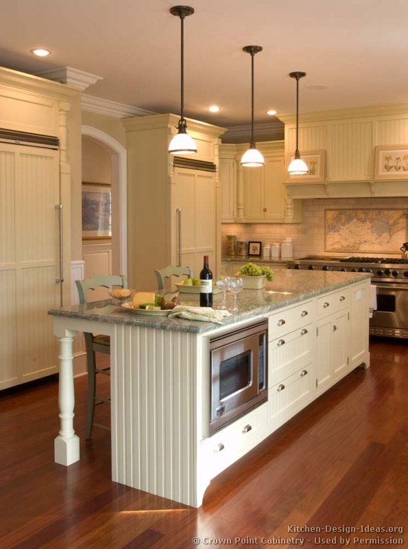 Pictures Of Kitchens Traditional Off White Antique Kitchens Kitchen 74