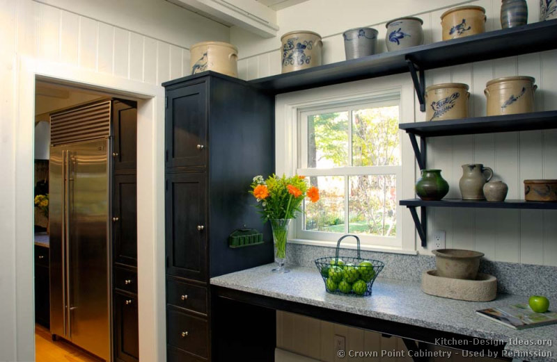 Early American Kitchen Design Ideas ~ Early american kitchens pictures and design themes