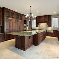 Kitchen Cabinet Styles - Traditional Kitchen Design