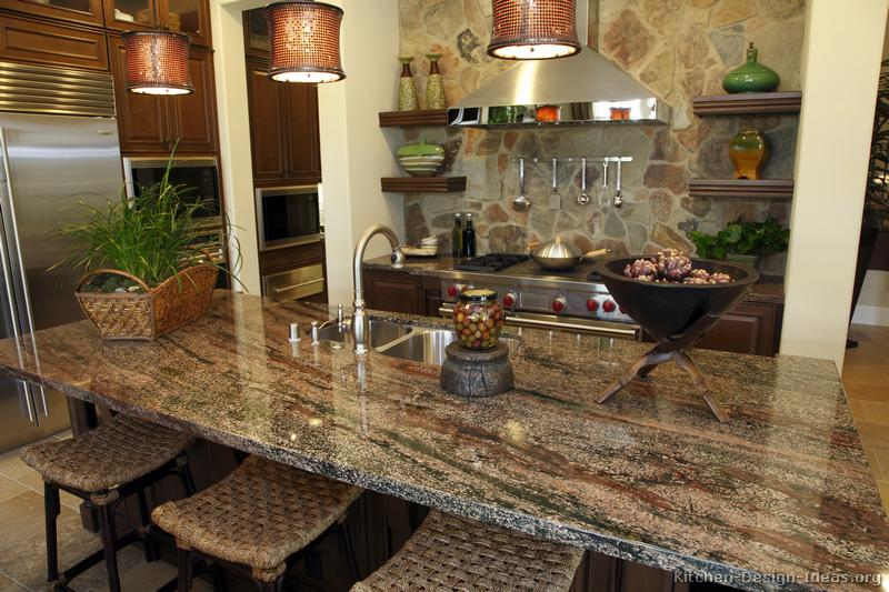 purple granite countertop - Kitchen Design With Granite Countertops