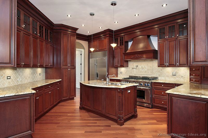 luxury kitchen design ideas and pictures. Black Bedroom Furniture Sets. Home Design Ideas