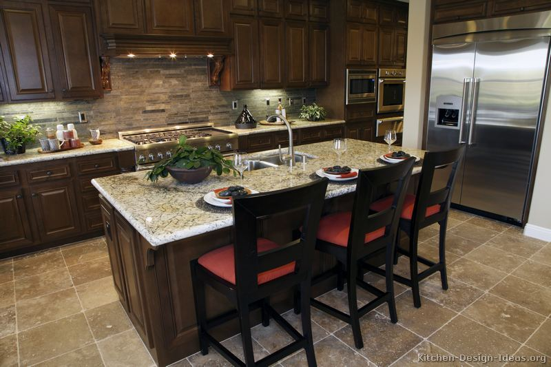 Kitchen Design Ideas Org ~ Gourmet kitchen design ideas