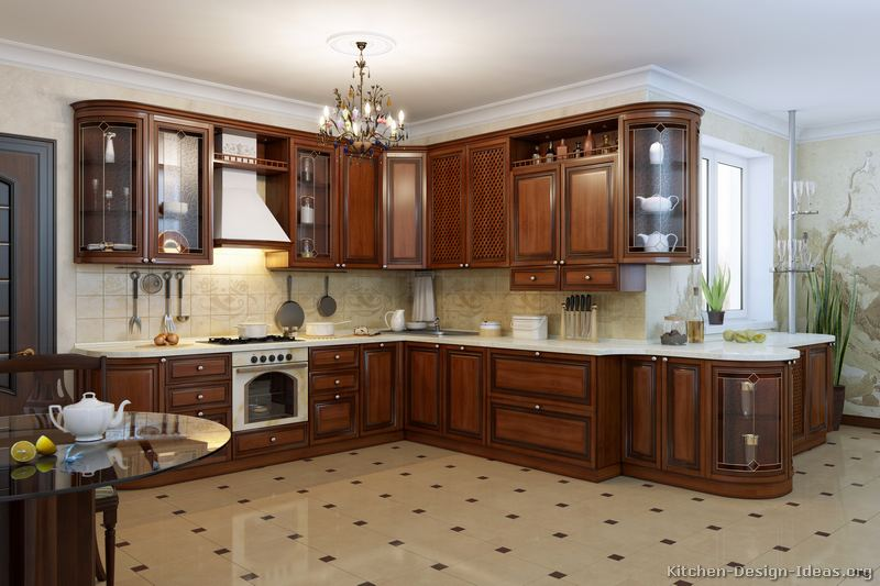 pictures kitchens traditional dark wood golden brown kitchen cabinets oak paint color ideas colors theme
