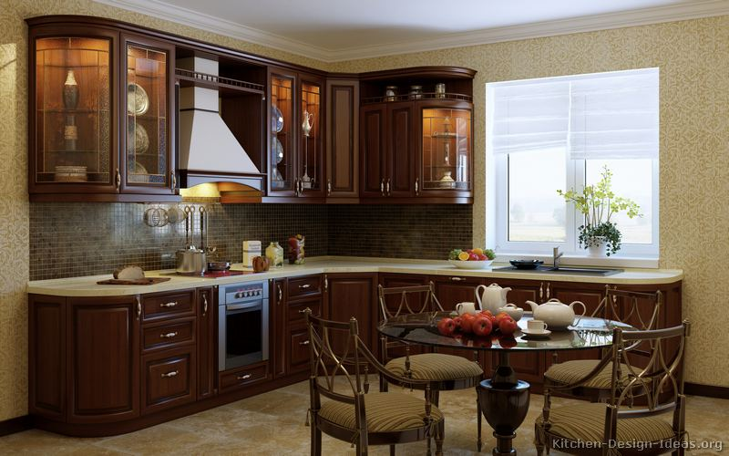 Italian Design Kitchen Cabinets