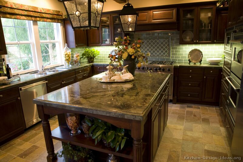Wonderful Old World Kitchens