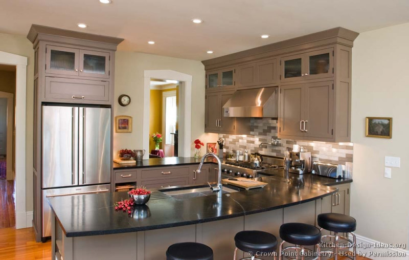 transitional kitchen design - Transitional Kitchen Design