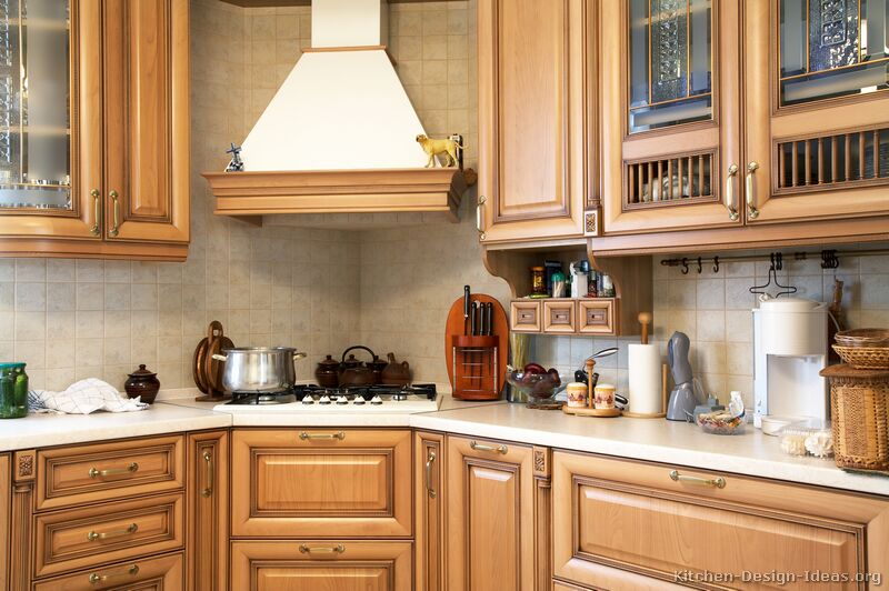 Corner kitchen hoods afreakatheart for Corner kitchen cabinets ideas