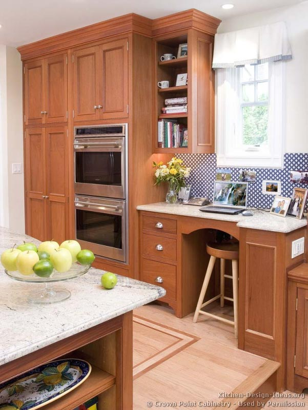 Pictures Of Kitchens Traditional Light Wood Kitchen Cabinets Kitchen 125