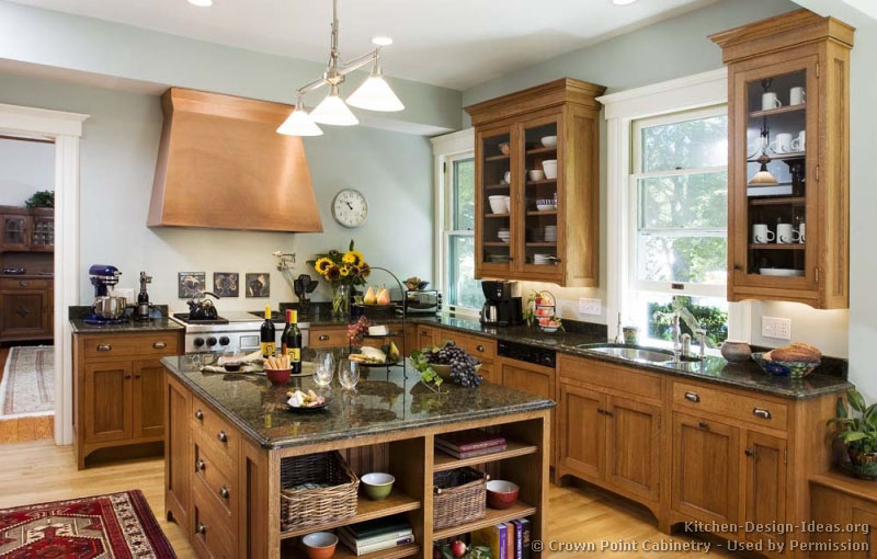 Arts And Crafts Kitchen Design Ideas ~ Craftsman kitchen design ideas and photo gallery