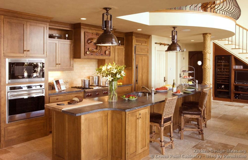 Unique Kitchen Designs amp Decor Pictures Ideas Themes