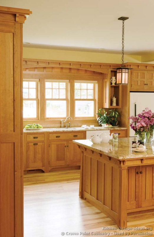 Pictures Of Kitchens Traditional Light Wood Kitchen Cabinets Kitchen 133