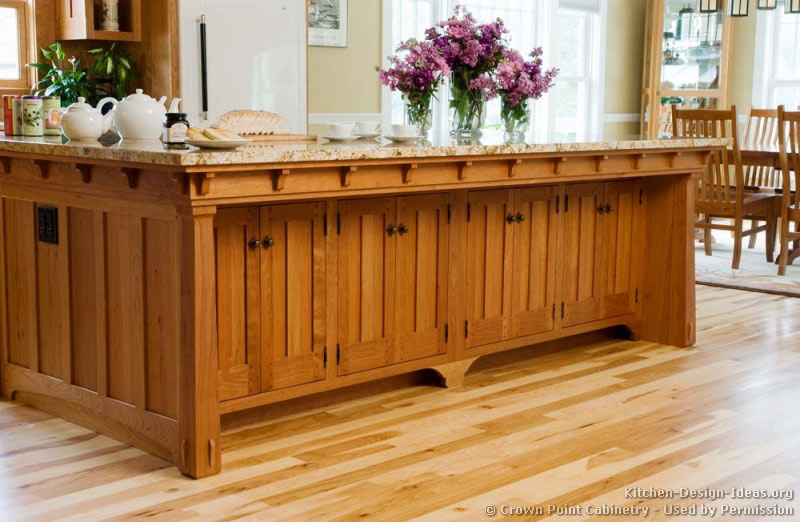 Kitchen Idea Of The Day Craftsman Kitchens By Crown