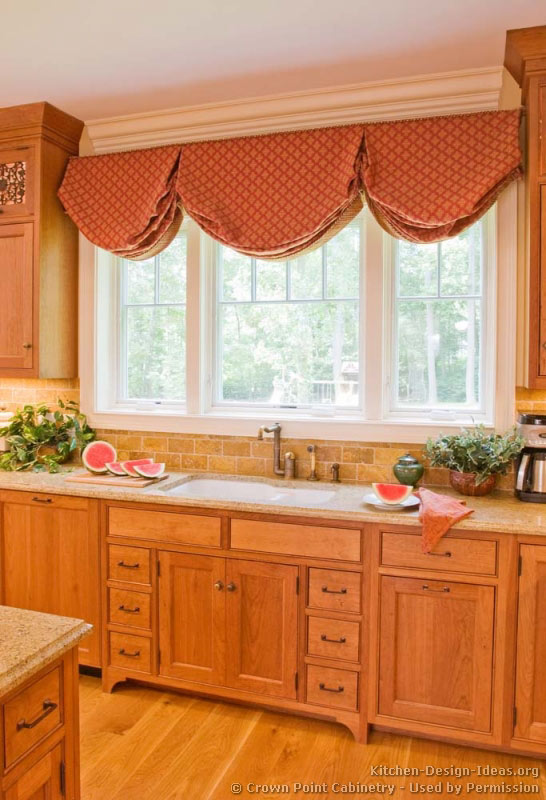 Pictures of kitchens traditional light wood kitchen - Kitchen cabinet feet ...
