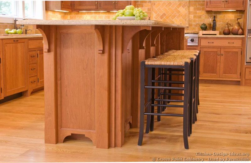 Pictures of Kitchens - Traditional - Light Wood Kitchen ...