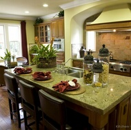 Gourmet Kitchen Design