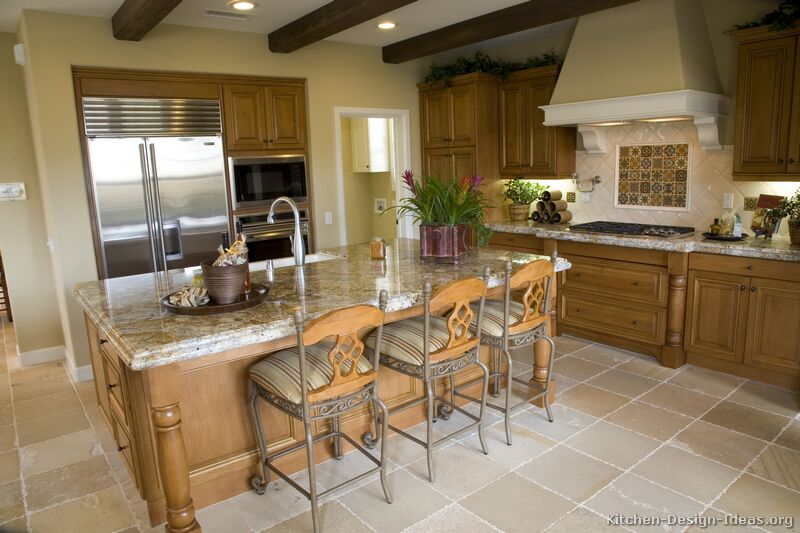 02 Tuscan Kitchen Design