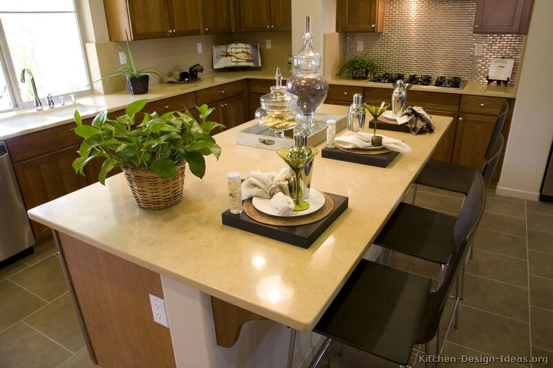 Kitchen Countertops Quartz kitchen countertops ideas & photos - granite, quartz, laminate