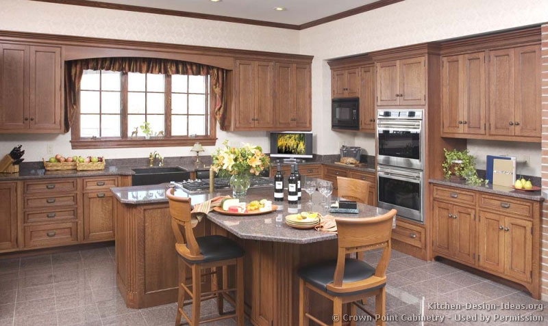 Brown Kitchen Decorating Ideas – Quicua
