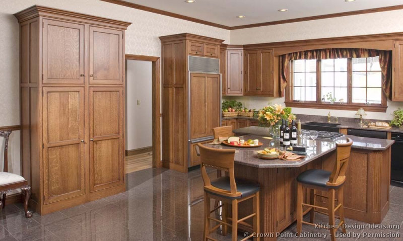 Country kitchen design pictures and decorating ideas for Country kitchen pantry ideas