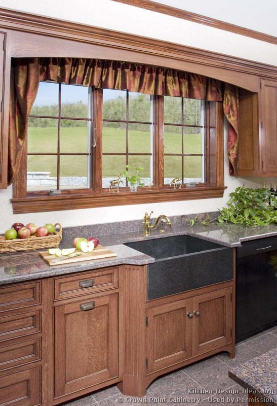 Kitchen Window Design Ideas ~ Country kitchen design pictures and decorating ideas