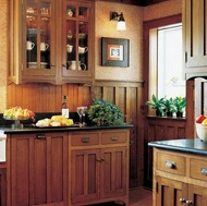 Kitchen Colors by Style