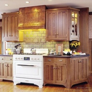 Craftsman Kitchen Design Ideas and Photo Gallery on home kitchens ideas, country kitchens ideas, oak kitchens ideas, contemporary kitchens ideas, rustic kitchens ideas, modern kitchens ideas, antique kitchens ideas, mexican kitchens ideas, victorian kitchens ideas, shabby chic kitchens ideas, outdoor kitchens ideas,