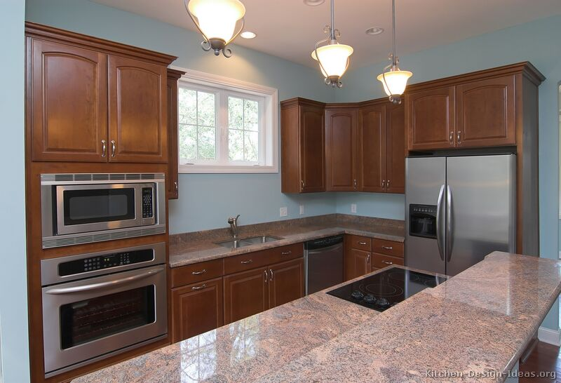 Granite Countertop Colors - Pink Granite