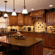 Kitchen Cabinet Styles - Tuscan Kitchen Design